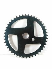 Vintage Black BMX Bicycle Sprocket Freestyle Bike Haro GT Sprocket 44 tooth cog
