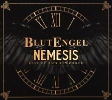 BLUTENGEL - NEMESIS: THE BEST OF & REWORKED [DELUXE] [DIGIPAK] USED - VERY GOOD