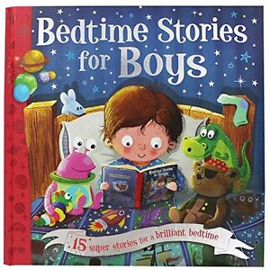 First Bedtime Stories for Boys By Igloo Books