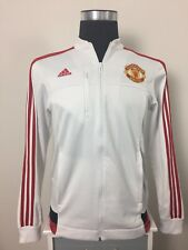 Men's Manchester United adidas Track Jacket 2015/16 (S)