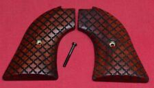 Heritage Arms Rough Rider Wood Grips .22 lr / .22 mag Spades