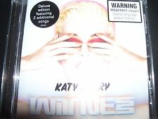 KATY PERRY Witness (Deluxe Edition) (Australia) Bonus Tracks CD - NEW