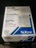 "Nutone ISA-448L 8"" Radio-Intercom Inside Speaker Brand New in the Box"