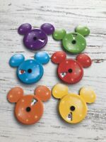 Disney PICTOPIA Trivia Game 6 ANSWER DIALS replacement pieces parts 2016