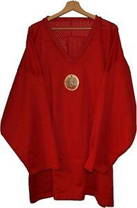 WOW! 1970's #1 BULGARIA ICE HOCKEY Jersey Shirt Tricot size XXL Sweater Camiseta