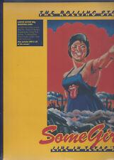 "ROLLING STONES ""Some Girls (Live in Texas' 78)"" Ltd vinyle 2lp + CD + DVD Sealed"