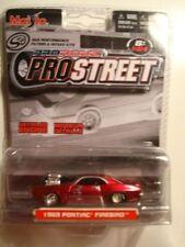 1:64 Maisto ProRodz Pro Street 1969 Pontiac Firebird