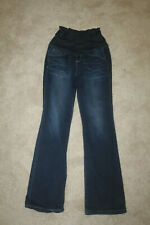a glow bootcut maternity jeans 8