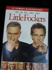 LITTLE FOCKERS DVD Robert DeNIRO, Ben STILLER, Owen WILSON, Barbra STREISAND