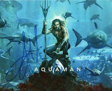 Jason Momoa Autographed Signed 8x10 Photo ( Aquaman ) REPRINT