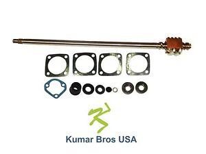 New Tractor Steering Shaft& Repair Kit FITS Kubota B7100HST-DT B7100HST-E B7100