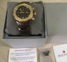 Michele Watch Diamind Ceramic Authentic. Excellent Condition