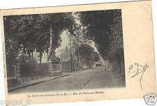77 - cpa - LA FERTE SOUS JOUARRE - Rue du Port aux Meules