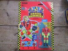 Tyco Crash Dummies Spin Modelo Raro Nuevo Viejo Stock