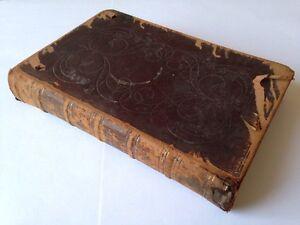 1858 Welsh New Testament, Y TESTAMENT NEWYDD, Antique