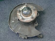 Jaguar XJS XJ6 Vdp Left Front Steering Knuckle CBC1711 Hub CAC9834 Axle CAC4650