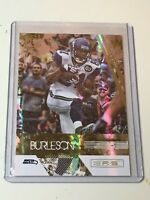 F44635 2009 Rookies and Stars Longevity Parallel Gold #113 Nate Burleson/49