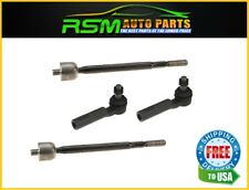 Tacoma 05-15 Pre Runner 4WD Inner & Outer Tie Rod End Set 4pcs