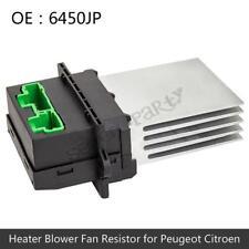 Heater Fan Blower Motor Resistor 6441L2 For Peugeot 1007 207 607 Citroen C3 C5P