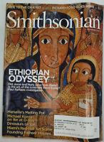 Smithsonian Magazine Ehtiopian Odyssey Marseille December 2007 052115R2