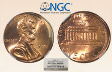2006 1C Lincoln NGC MS65RD Error 5% Off Ctr Rare Date! - RicksCafeAmerican.com