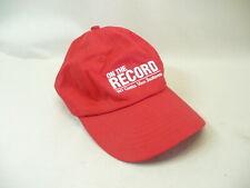 "Fox News ""On The Record"" with Greta Van Susteren Baseball Hat"