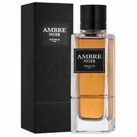 AMBRE NOIR for Men Eau De Toilette Spray 100ml/3.4fl.oz By Adnan B.