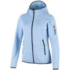 Chaquetas y chalecos de deporte de mujer azul