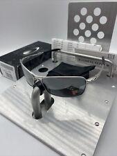 Oakley Crosshairs 2.0 Vintage Lead Black Iridium Polarized NIB Fast Free S/H