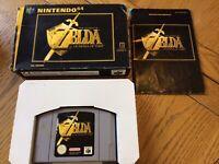 Nintendo  64 N64  The Legend Of Zelda Ocarina Of Time