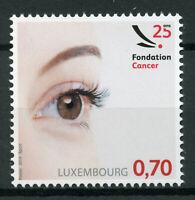 Luxembourg 2019 MNH Fondation Cancer Foundation 1v Set Health Medical Stamps