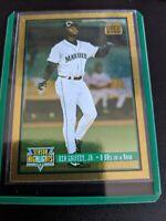 1994 SCORE GOLD RUSH KEN GRIFFEY JR SEATTLE MARINERS # 628 MLB BASEBALL HOF MINT