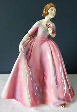 Large Royal Worcester - Duchess Dress Figurine Modelled by F. G. Doughty #3106
