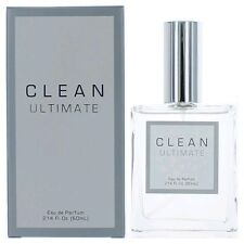 Clean Ultimate by Clean 2.14 oz EDP Perfume for Women New In Box, SEALED