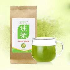 Hot Pure Natural Certified Organic Ultrafine Stone Green Tea Power Matcha Gift