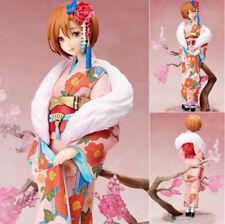 Stronger Vocaloid MEIKO Flowers Kimono Ver. PVC Figure Anime Toy Gift
