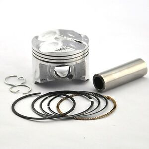74mm (100 oversize) Bore Piston with  Rings Pin Clips Kit for Honda XR250