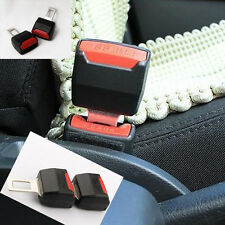 Car Seat Belt Extender Clip Buckle Safety Alarm Stopper Canceller Plug for Ford
