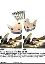 """YAMAHA FJR1300 HANDLEBAR RISER KIT 1"""" RISE 2003 - 2005"""