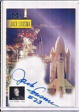 TK LEGACY MICHIGAN AUTOGRAPH JACK LOUSMA 83/200 SP5