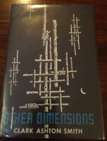 1970 Clark Ashton Smith OTHER DIMENSIONS 1st Edition Arkham House Sci Fi