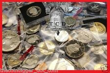 ESTATE SALE Old & New U.S. PROOF & UNCIRCULATED SILVER COPPER Coins Lots ☆ 12pk