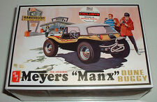 DUNE BUGGY Meyers Manx Exclusive Plastic Model Molded Clear Metallic Purple New