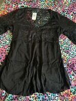 Torrid Size 0 Lace Top BNWT Super Sexy (I Have Leggings To Match For Sale!!)
