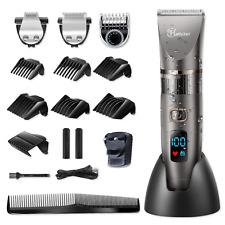 Hatteker Professional Hair Clipper Cordless Clippers Hair Trimmer Beard Trimmer