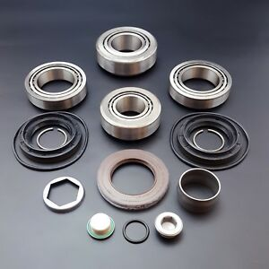 BMW E46 M3 differential rebuild kit bearings seals typ 210 LSD diff Evo S54 M5