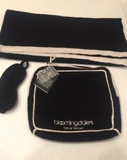 C By Bloomingdales Cashmere Scarf In Cashmere Bag Black Top Of The List
