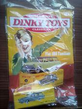"DINKY TOYS FIAT 1800 FAMILIARE SCALA 1/43 - DE AGOSTINI 14 ""E"""