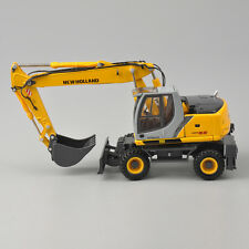 New Holland 1:50 ROS MH5.6 Diecast Excavator Engineering Vehicles Car Model Toy