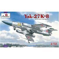 Amodel 72263 - 1/72 Yakovlev YAK-27K-8, scale plastic model kit